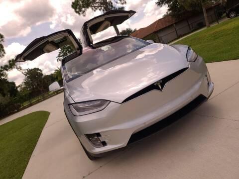 2018 Tesla Model X for sale at Monaco Motor Group in Orlando FL