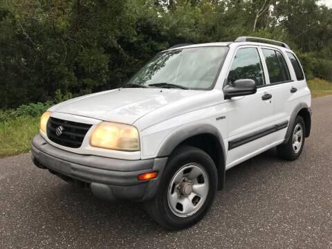 2004 Suzuki Vitara for sale at Next Autogas Auto Sales in Jacksonville FL