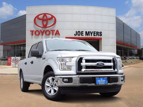 2017 Ford F-150 for sale at Joe Myers Toyota PreOwned in Houston TX