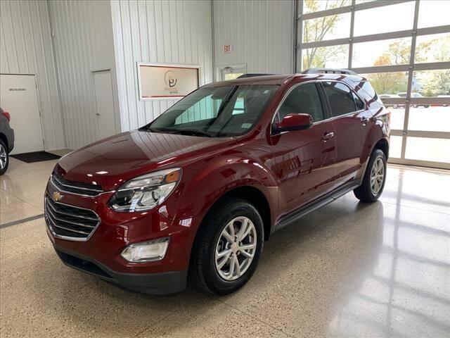 2017 Chevrolet Equinox for sale at PRINCE MOTORS in Hudsonville MI