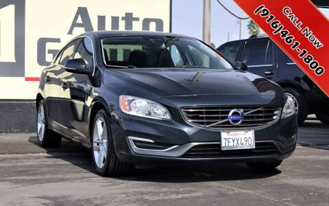 2015 Volvo S60 for sale at H1 Auto Group in Sacramento CA