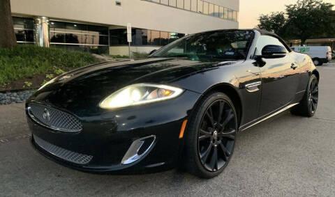 2014 Jaguar XK for sale at Dream Lane Motors in Euless TX