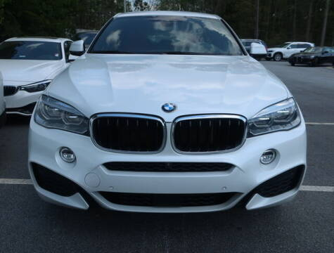 2018 BMW X6 for sale at Southern Auto Solutions - BMW of South Atlanta in Marietta GA