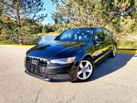 2012 Audi A6 for sale at Excalibur Auto Sales in Palatine IL