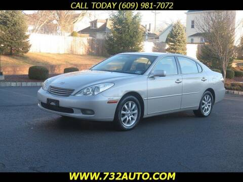 2002 Lexus ES 300 for sale at Absolute Auto Solutions in Hamilton NJ