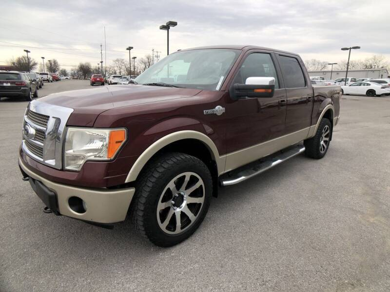 2010 Ford F-150 for sale at City Auto in Murfreesboro TN