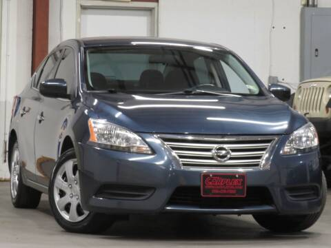 2013 Nissan Sentra for sale at CarPlex in Manassas VA