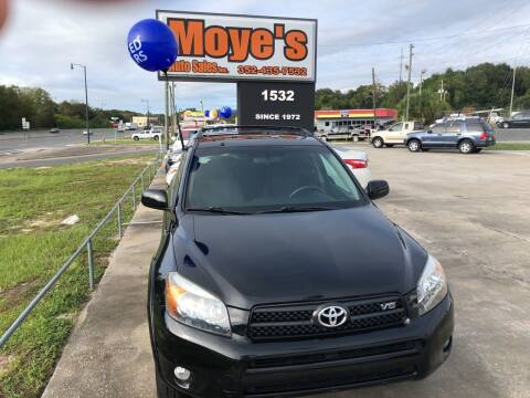 2008 Toyota RAV4 for sale at Moye's Auto Sales Inc. in Leesburg FL