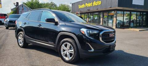 2018 GMC Terrain for sale at South Point Auto Plaza, Inc. in Albany NY