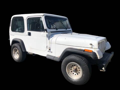 1994 Jeep Wrangler for sale at T&D Cars in Holbrook MA