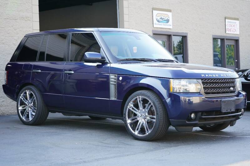 2011 Land Rover Range Rover for sale at Overland Automotive in Hillsboro OR