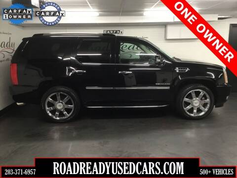 2011 Cadillac Escalade for sale at Road Ready Used Cars in Ansonia CT