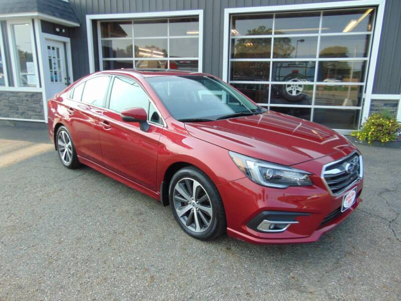 2018 Subaru Legacy for sale at Akron Auto Sales in Akron OH
