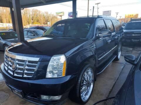 2007 Cadillac Escalade ESV for sale at Coliseum Auto Sales & SVC in Charlotte NC
