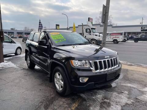 2012 Jeep Grand Cherokee for sale at JBA Auto Sales Inc in Stone Park IL