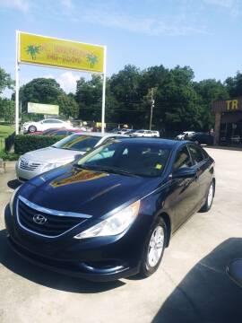 2011 Hyundai Sonata for sale at TR Motors in Opelika AL