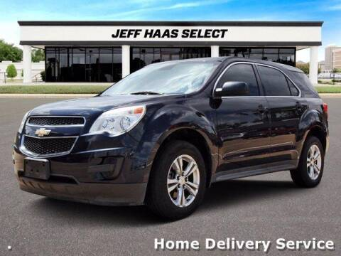 2015 Chevrolet Equinox for sale at JEFF HAAS MAZDA in Houston TX