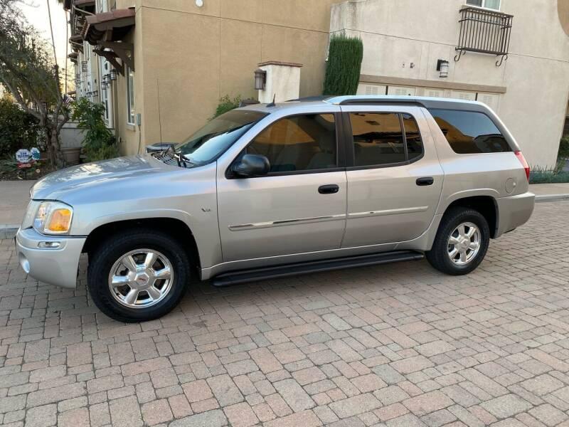 2005 GMC Envoy XUV for sale at California Motor Cars in Covina CA