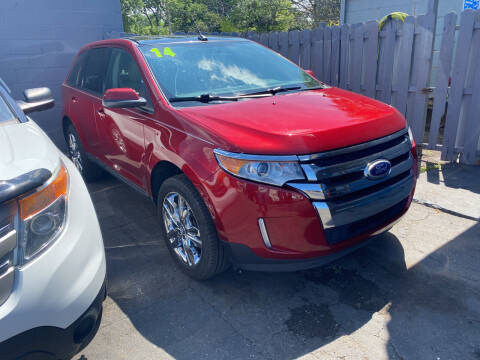2014 Ford Edge for sale at Lee's Auto Sales in Garden City MI