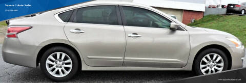 2015 Nissan Altima for sale at Square 1 Auto Sales - Commerce in Commerce GA