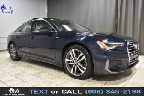 2019 Audi A6 for sale at AUTO HOLDING in Hillside NJ