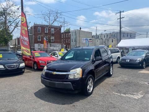 2006 Chevrolet Equinox for sale at Impressive Auto Sales in Philadelphia PA
