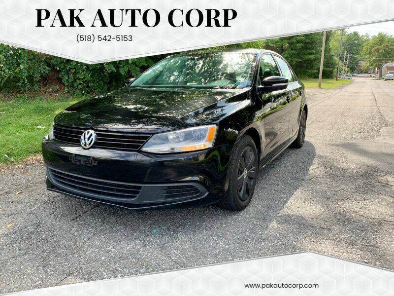 2014 Volkswagen Jetta for sale at Pak Auto Corp in Schenectady NY