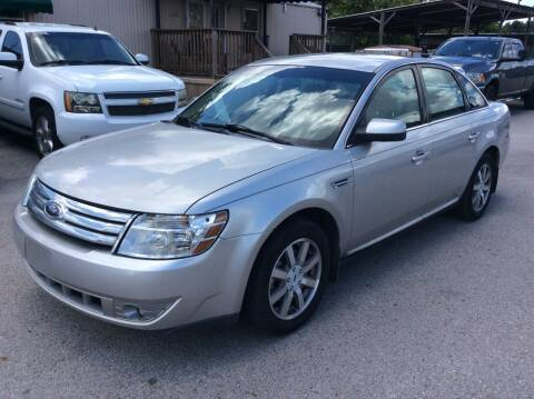 2008 Ford Taurus for sale at OASIS PARK & SELL in Spring TX