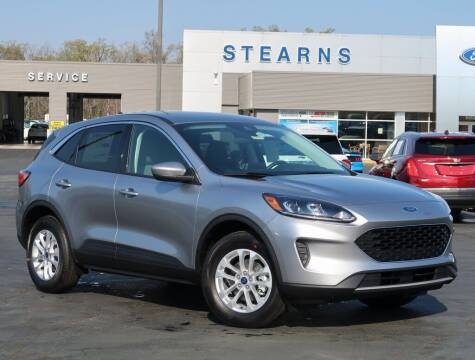2021 Ford Escape for sale at Stearns Ford in Burlington NC