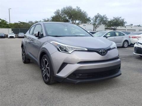 2018 Toyota C-HR for sale at Selecauto LLC in Miami FL