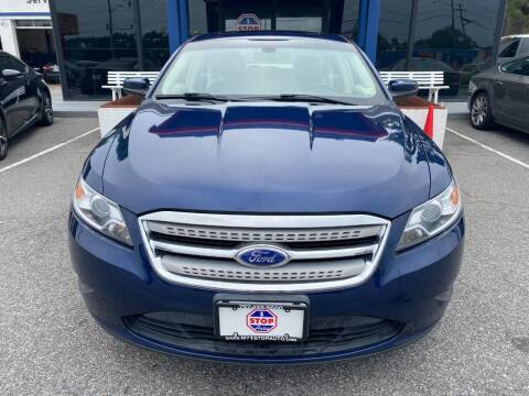 2012 Ford Taurus for sale at 1 Stop Auto in Norfolk VA