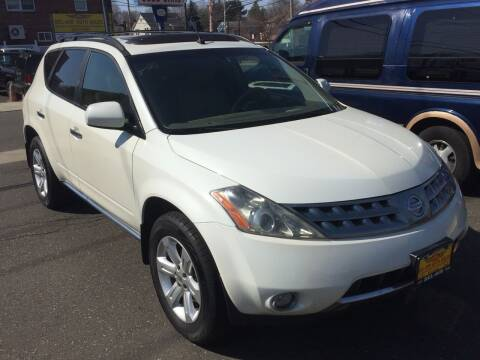 2007 Nissan Murano for sale at Bel Air Auto Sales in Milford CT
