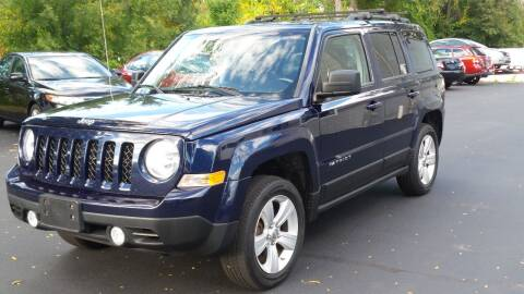 2012 Jeep Patriot for sale at JBR Auto Sales in Albany NY