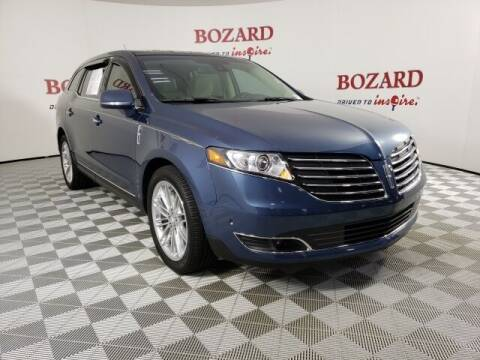 2018 Lincoln MKT for sale at BOZARD FORD in Saint Augustine FL