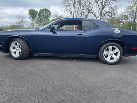 2014 Dodge Challenger for sale at Beckham's Used Cars in Milledgeville GA