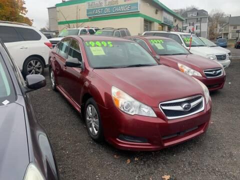 2012 Subaru Legacy for sale at Car VIP Auto Sales in Danbury CT