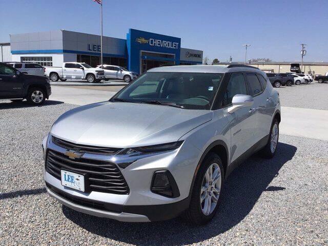 2021 Chevrolet Blazer for sale at LEE CHEVROLET PONTIAC BUICK in Washington NC