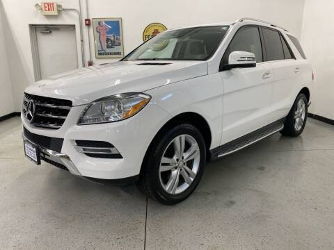 2014 Mercedes-Benz M-Class for sale at Star European Imports in Yorkville IL