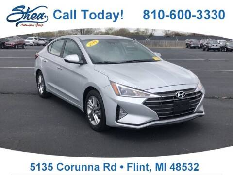 2019 Hyundai Elantra for sale at Jamie Sells Cars 810 in Flint MI