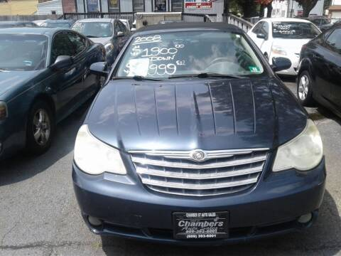 2008 Chrysler Sebring for sale at Wilson Investments LLC in Ewing NJ