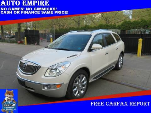 2011 Buick Enclave for sale at Auto Empire in Brooklyn NY