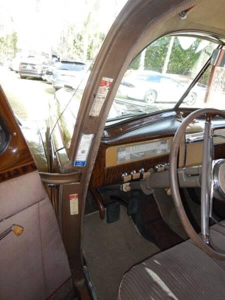1941 Packard 120 Sedan  - Los Angeles CA