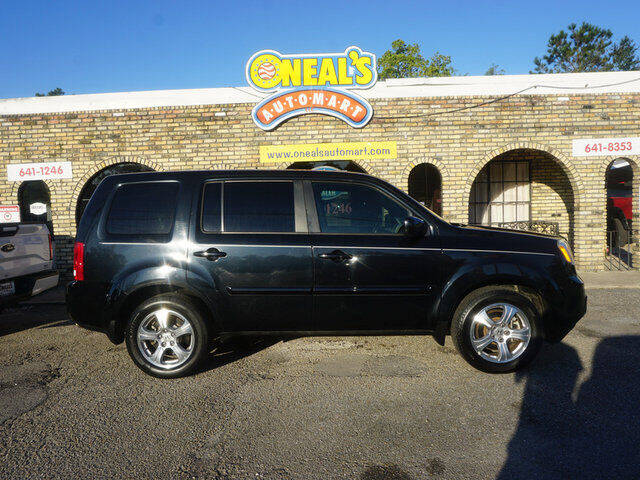 2014 Honda Pilot for sale at Oneal's Automart LLC in Slidell LA