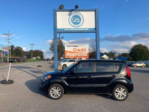 2013 Kia Soul for sale at Corry Pre Owned Auto Sales in Corry PA