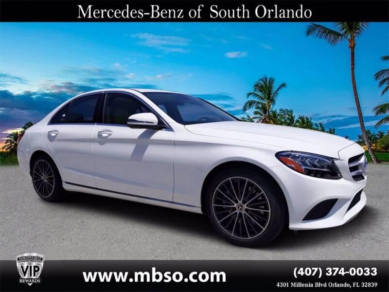 2021 Mercedes-Benz C-Class for sale in Orlando, FL