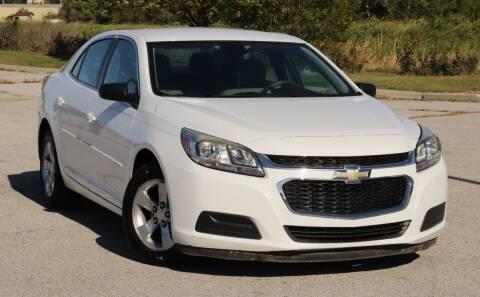 2016 Chevrolet Malibu Limited for sale at Big O Auto LLC in Omaha NE