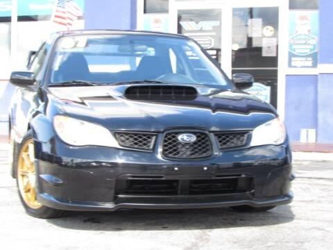 2007 Subaru Impreza for sale at VIP AUTO ENTERPRISE INC. in Orlando FL