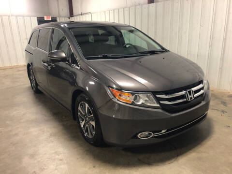 2015 Honda Odyssey for sale at Matt Jones Motorsports in Cartersville GA
