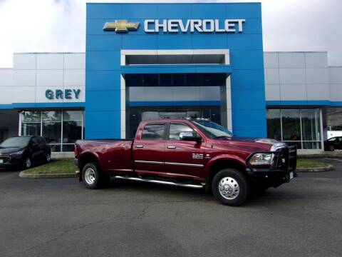 2017 RAM Ram Pickup 3500 for sale at Grey Chevrolet, Inc. in Port Orchard WA