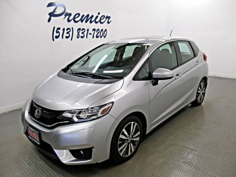 2015 Honda Fit for sale at Premier Automotive Group in Milford OH